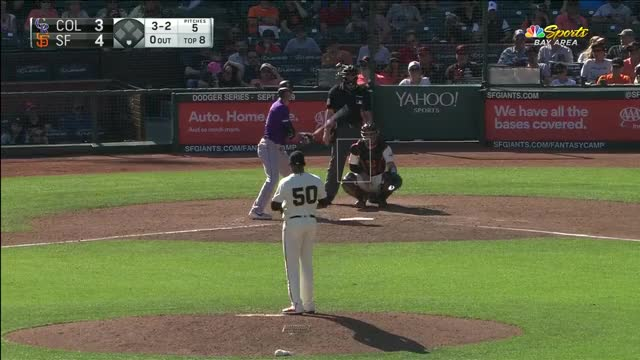Watch and share Colorado Rockies GIFs and Baseball GIFs by r_amore on Gfycat