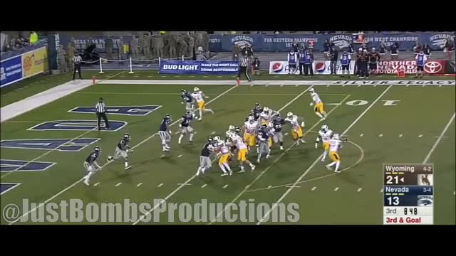 Watch Strongest Arm in College Football || Wyoming QB Josh Allen Career Highlights ᴴᴰ GIF on Gfycat. Discover more jbp, justbombsproductions GIFs on Gfycat