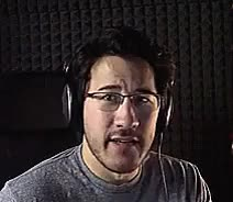 Watch i am trash GIF on Gfycat. Discover more 2spoopy4me, his face tho, markiplier, my gifs, shh ignore me, this whole video i swear GIFs on Gfycat