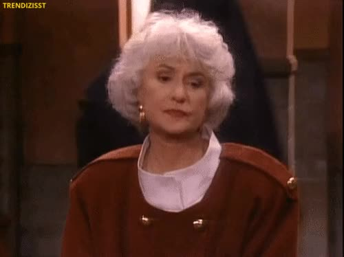 Watch and share Beatrice Arthur GIFs and Dorothy Zbornek GIFs by Trendizisst on Gfycat