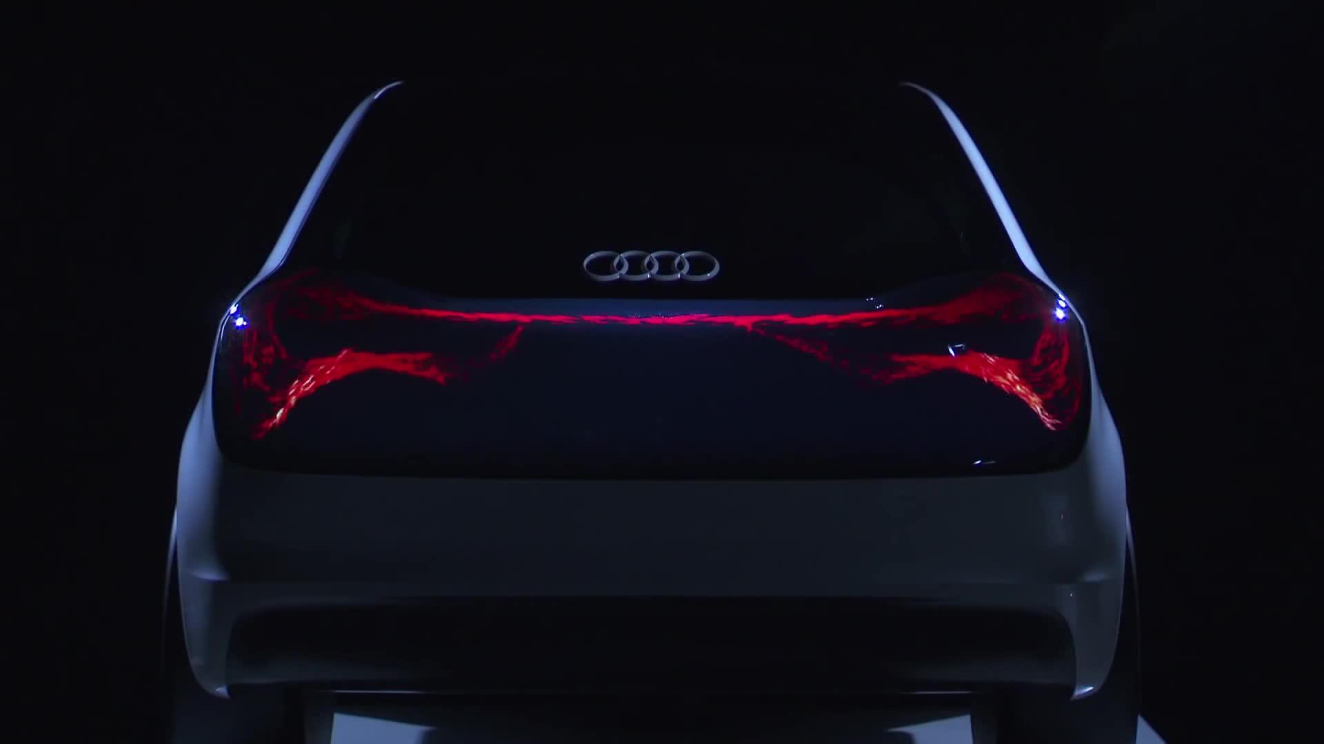RocketLeague, oled, rocket league, Audi OLED Swarm GIFs
