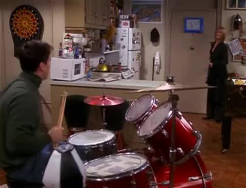 drums, joey, joey drums GIFs