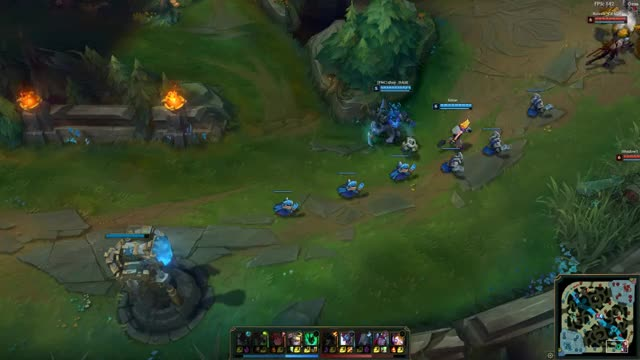 Watch and share League Of Legends GIFs and Blitzcrank GIFs by holyunded on Gfycat