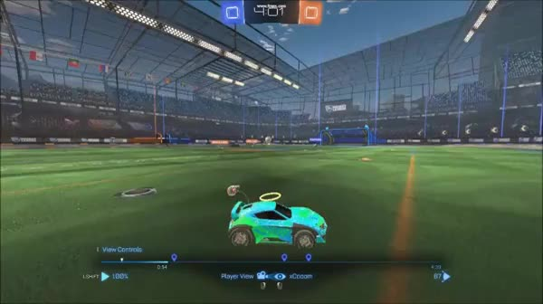 Watch and share Rocket League Assist GIFs by xcooom on Gfycat