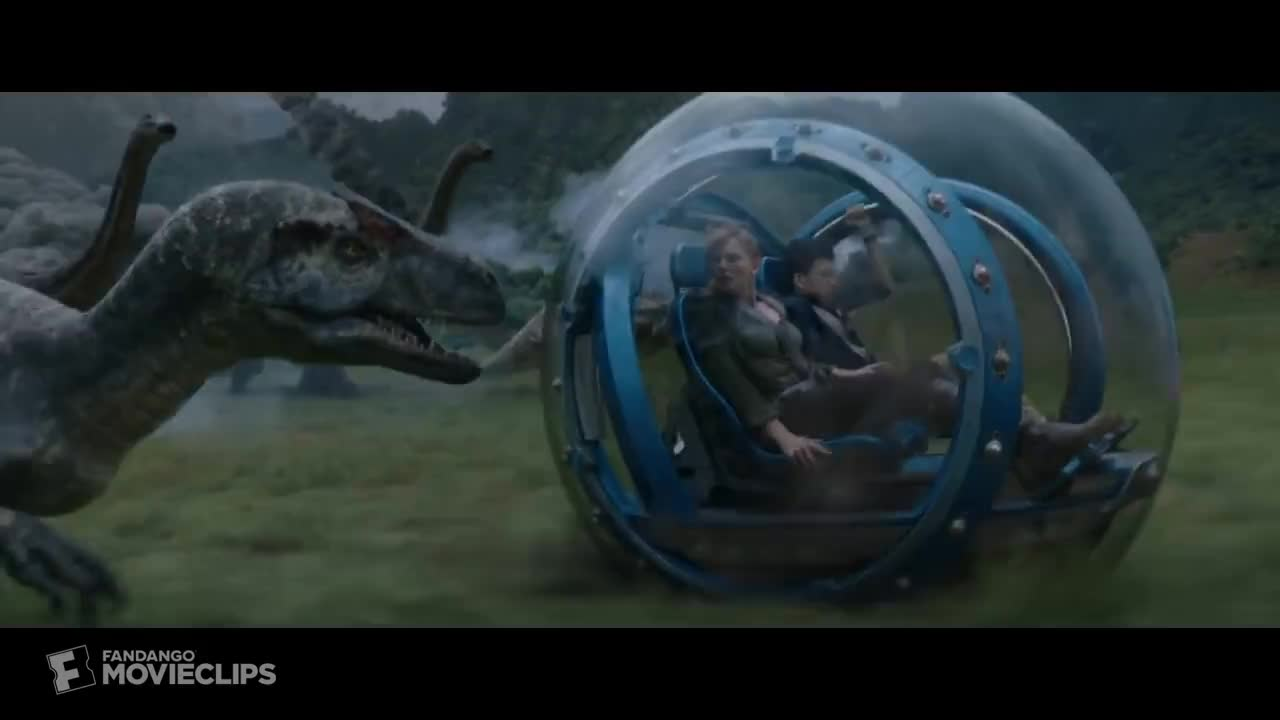 Jurassic World Fallen Kingdom 2018 Saved By Rexy Scene 4 10 Movieclips Gfycat