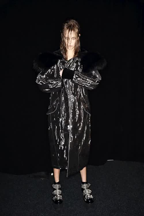 Watch and share Sonny Vandevelde GIFs and Alexander Wang GIFs on Gfycat
