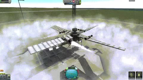 Watch Kerbal Copter GIF on Gfycat. Discover more related GIFs on Gfycat