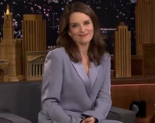 approve, bingo, bravo, bro, congratulations, cool, deal, done, fallon, fey, jimmy, message, ok, show, story, this, tina, tonight, well, yes, Tina Fey approves this message GIFs