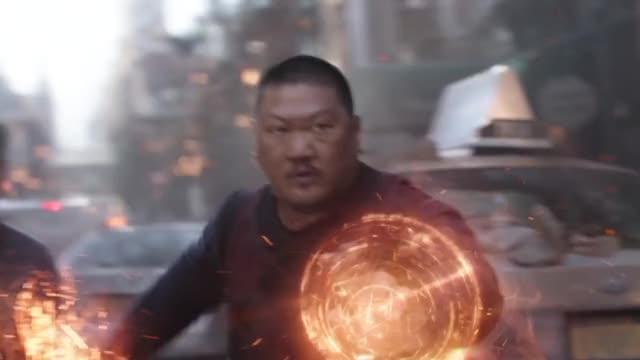 Watch What Was Wong Doing During Avengers: Infinity War? (Nerdist News Edition) GIF on Gfycat. Discover more Avengers Endgame, Entertainment, Fvid, Nerdist, benedict wong, dan casey, doctor strange, infinity war, iron man, marvel, mcu, movies, nne, wong GIFs on Gfycat