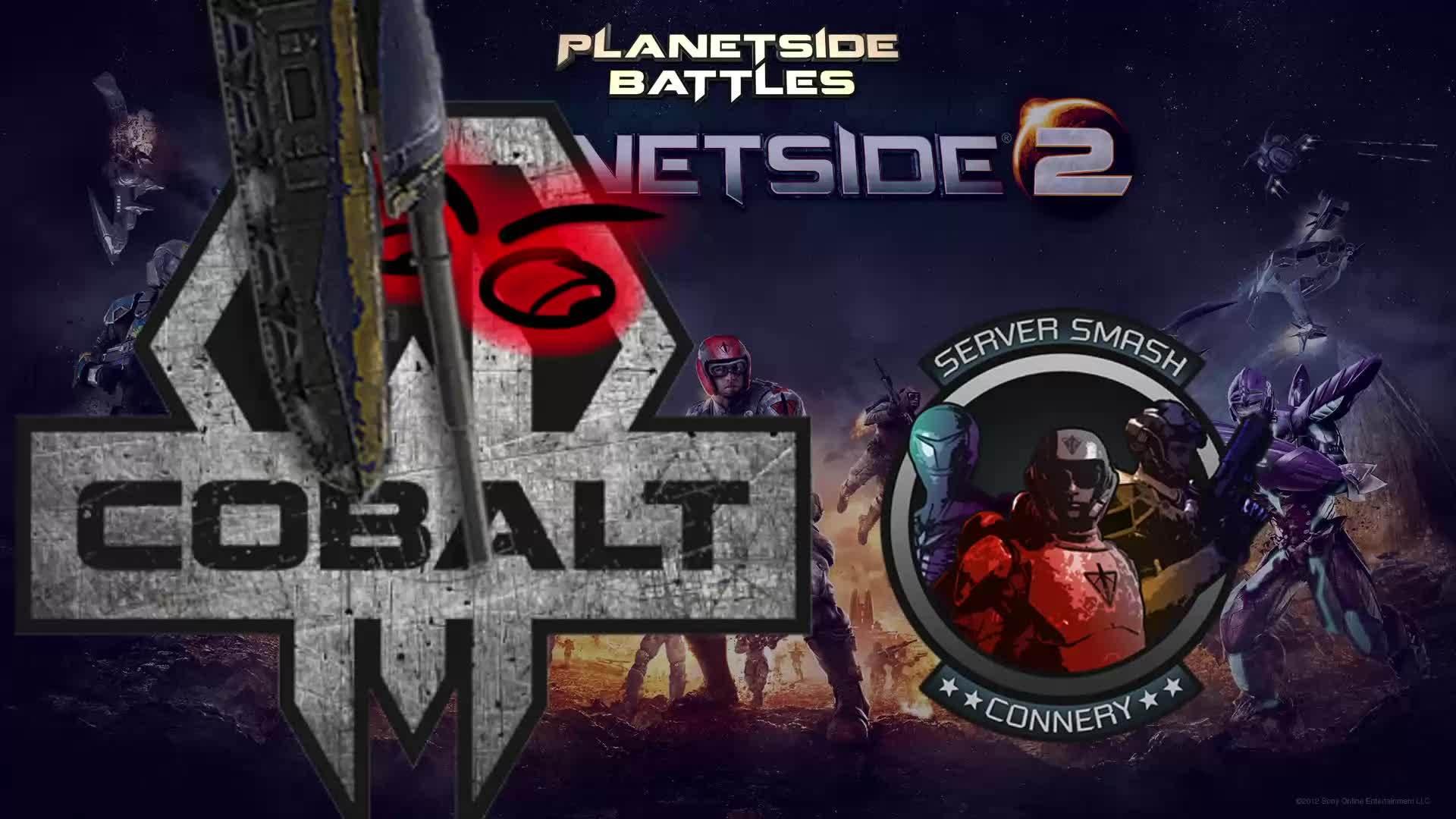 planetside, ps2cobalt, Connery VS Cobalt SS summed up in a few seconds: (reddit) GIFs