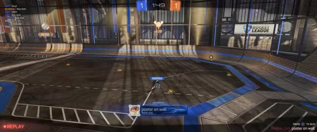 Watch and share Rocket League 2019.02.03 - 23.22.21.03.DVR GIFs on Gfycat