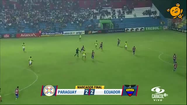 Watch Paraguay 0-2 Ecuador GIF by @mchto on Gfycat. Discover more related GIFs on Gfycat