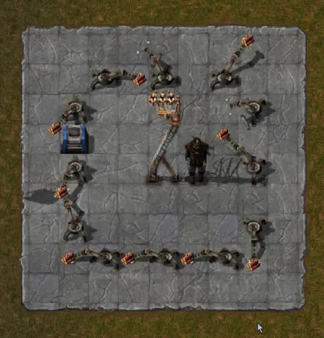 Watch and share Factorio GIFs by quadfoe on Gfycat