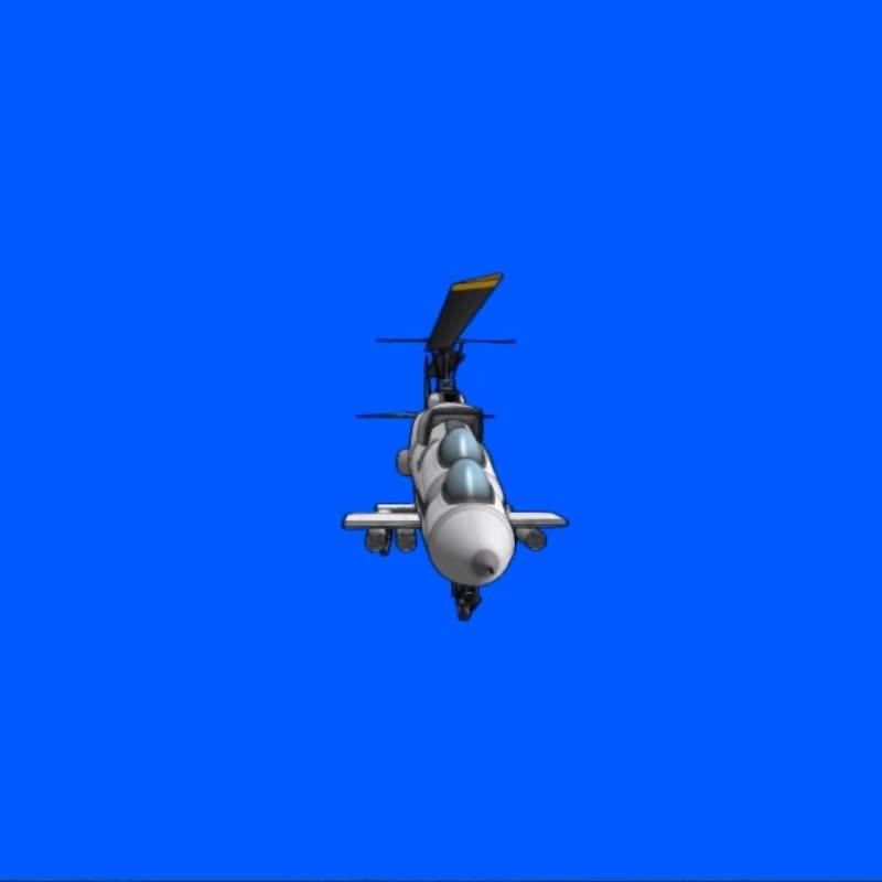 kerbalspaceprogram, Chopper Gunner GIFs