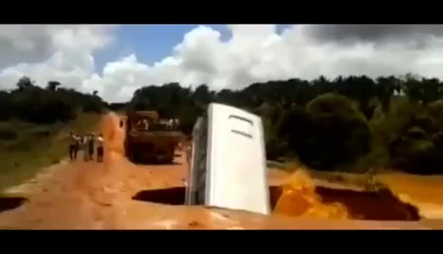 Watch and share Sink Hole GIFs on Gfycat