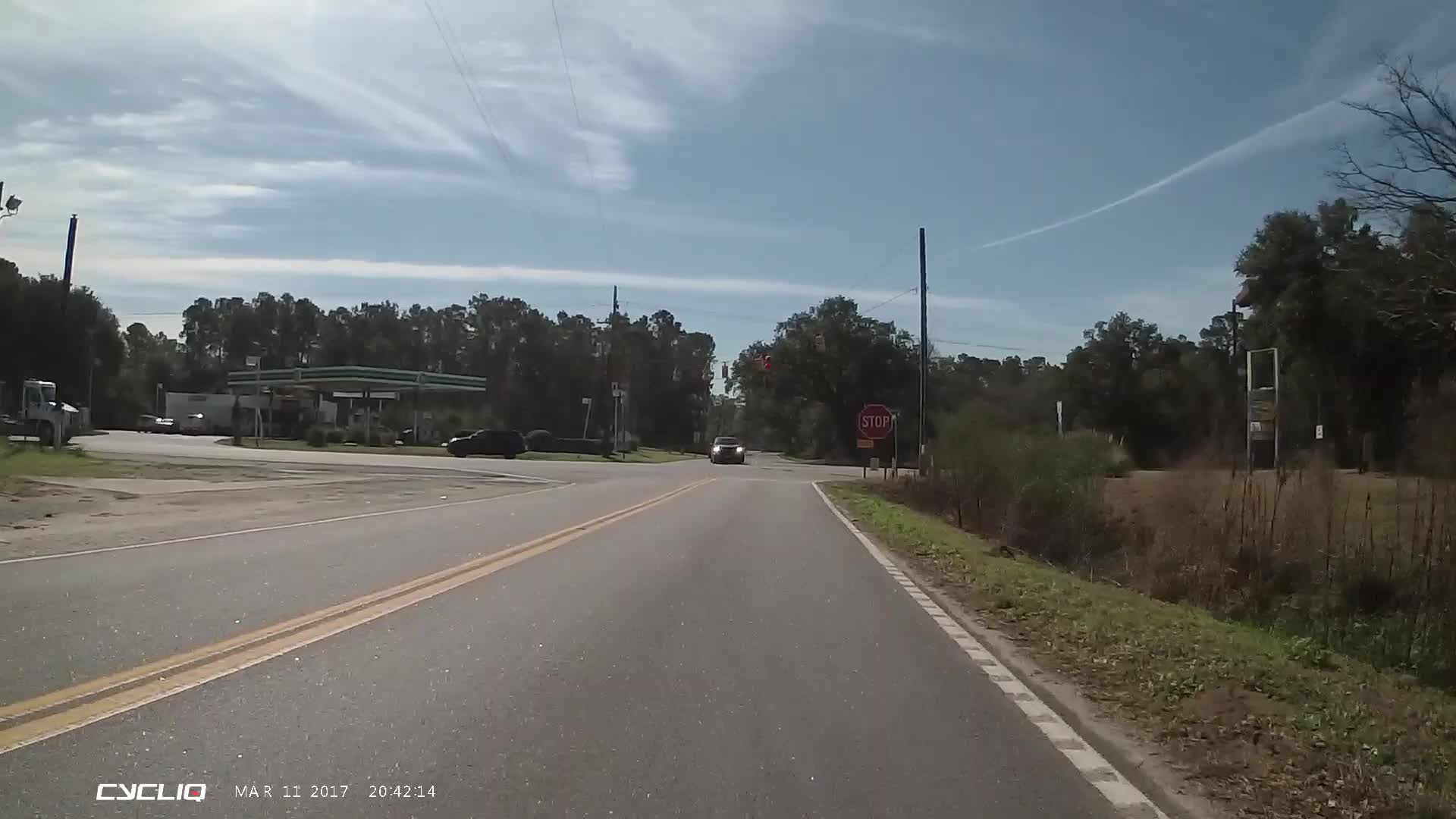 #cycling #idiotsincars #ididntseehim #payattentionbehindthew, Luke Wilson, People & Blogs, dashcam, Idiots in Cars: Another case of cyclist blindness GIFs