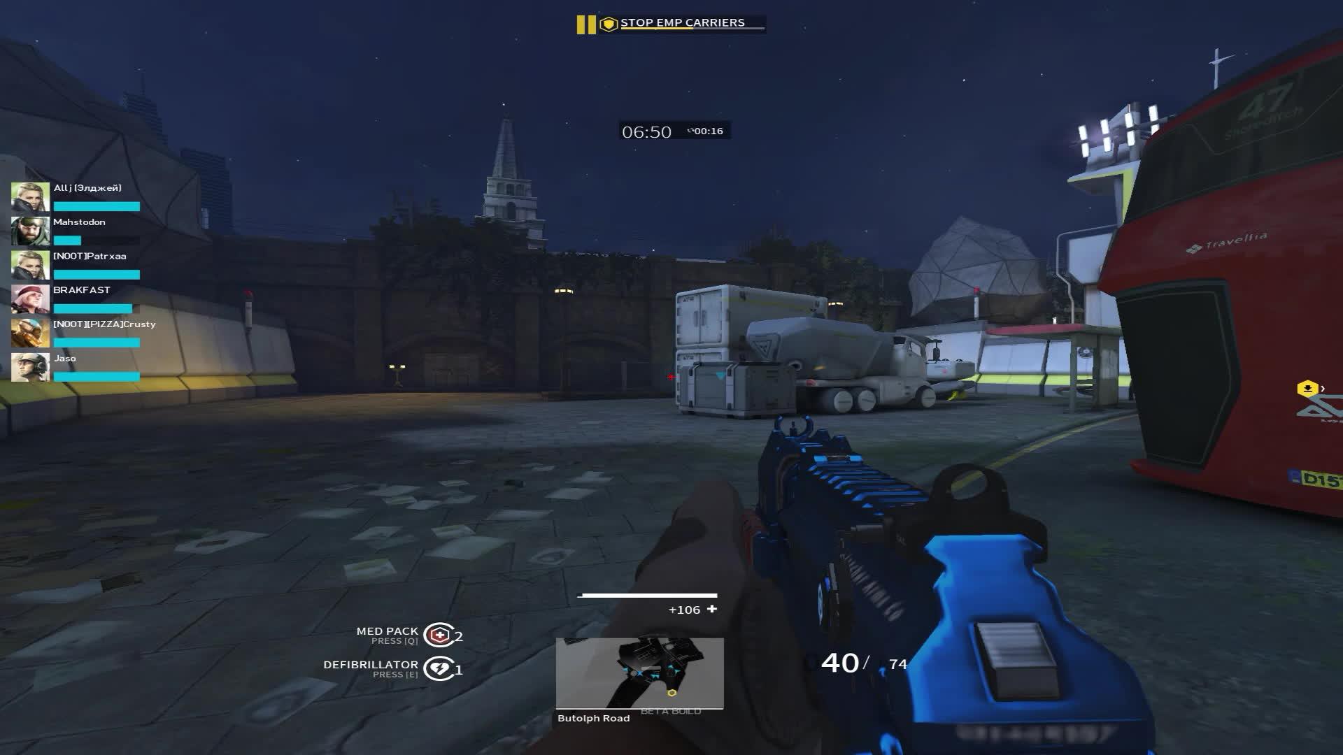 dirtybomb, bus jump GIFs