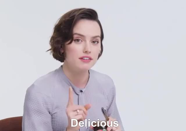 Watch this GIF by @asiantaco1 on Gfycat. Discover more celebs, daisy ridley GIFs on Gfycat