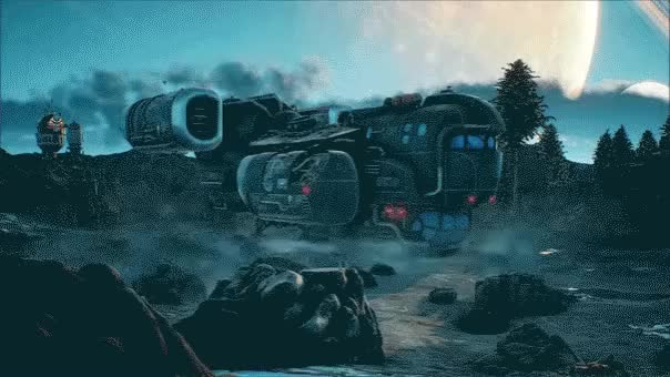 Watch and share The Unreliable GIFs and Outer Worlds GIFs by AEARONJER CIRCUMSTANCE on Gfycat
