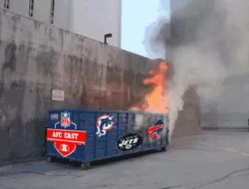 Watch dumpster fire afc GIF on Gfycat. Discover more related GIFs on Gfycat