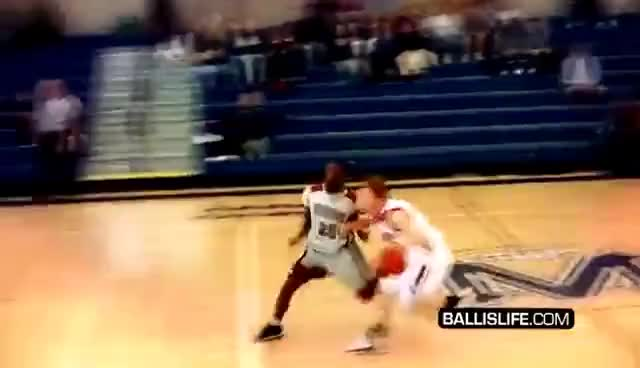 Watch and share Ankle Breakers GIFs and Ball Is Life GIFs on Gfycat