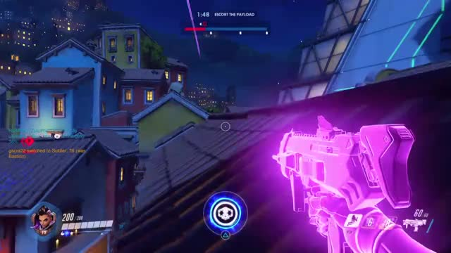 Watch and share Overwatch GIFs by hansusung on Gfycat