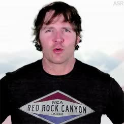 Watch and share Jon Moxley GIFs on Gfycat