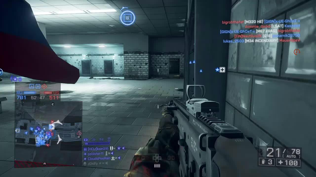 battlefield_4, Battlefield 4 metro glitch GIFs