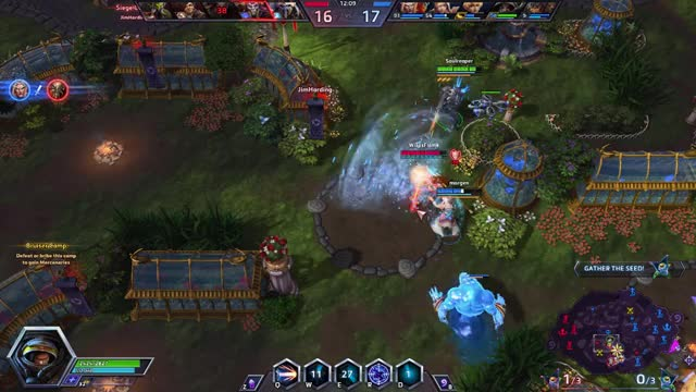 Watch and share Heroes Of The Storm GIFs and Chromie GIFs by grim32 on Gfycat
