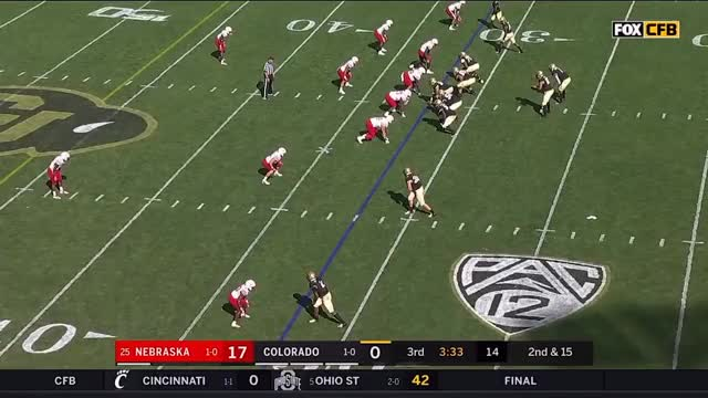 Watch and share Colorado Football GIFs and Nebraksa Football GIFs on Gfycat