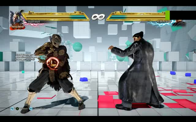 Watch and share Tekken7 GIFs by bobbybarbecue on Gfycat