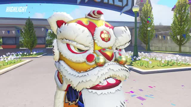 Watch and share Highlight GIFs and Overwatch GIFs by dranzer on Gfycat
