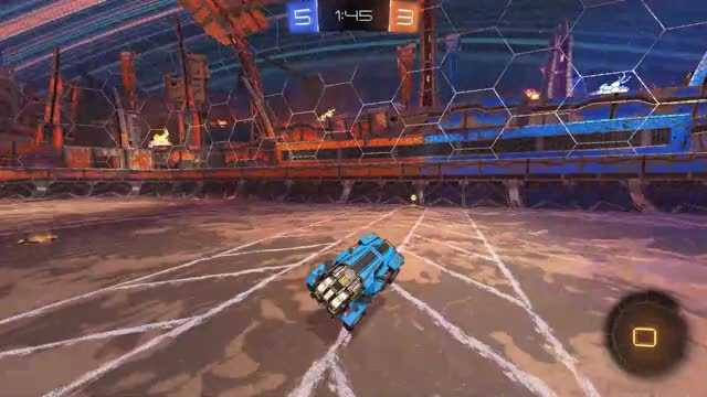 Watch and share Rocket League GIFs by fozworth on Gfycat