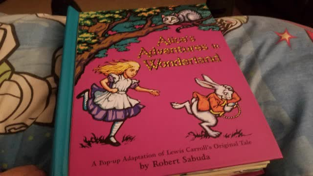 Watch Alice's Adventures in Wonderland GIF on Gfycat. Discover more related GIFs on Gfycat