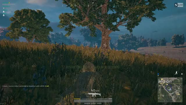 Watch and share Ghillie Suit GIFs on Gfycat