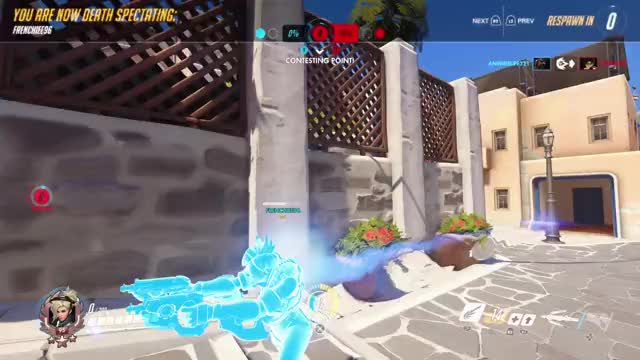 Watch and share Overwatch Origins Edition 20180329010755 GIFs on Gfycat