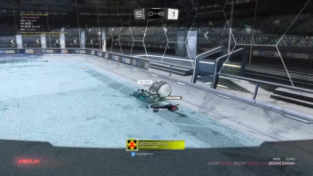 Watch Waste my time... GIF by Gamer DVR (@xboxdvr) on Gfycat. Discover more Catman, RocketLeague, xbox, xbox dvr, xbox one GIFs on Gfycat