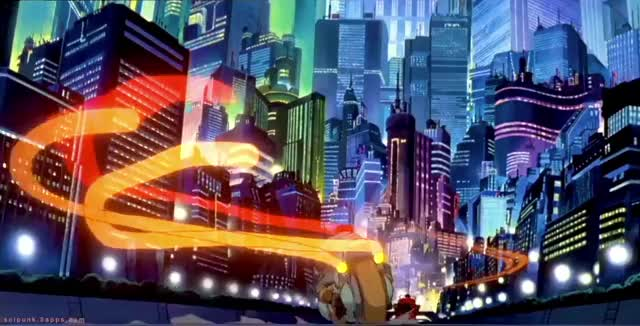 Watch and share Cyberpunk Movies GIFs and Cyberpunk Anime GIFs by SciPunk on Gfycat