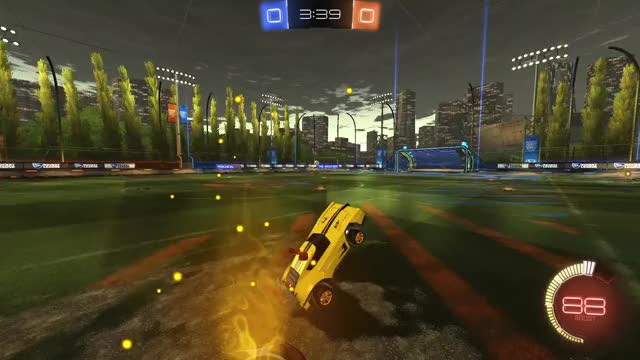 Watch Rocket League Highlight | Air dibble GIF on Gfycat. Discover more related GIFs on Gfycat