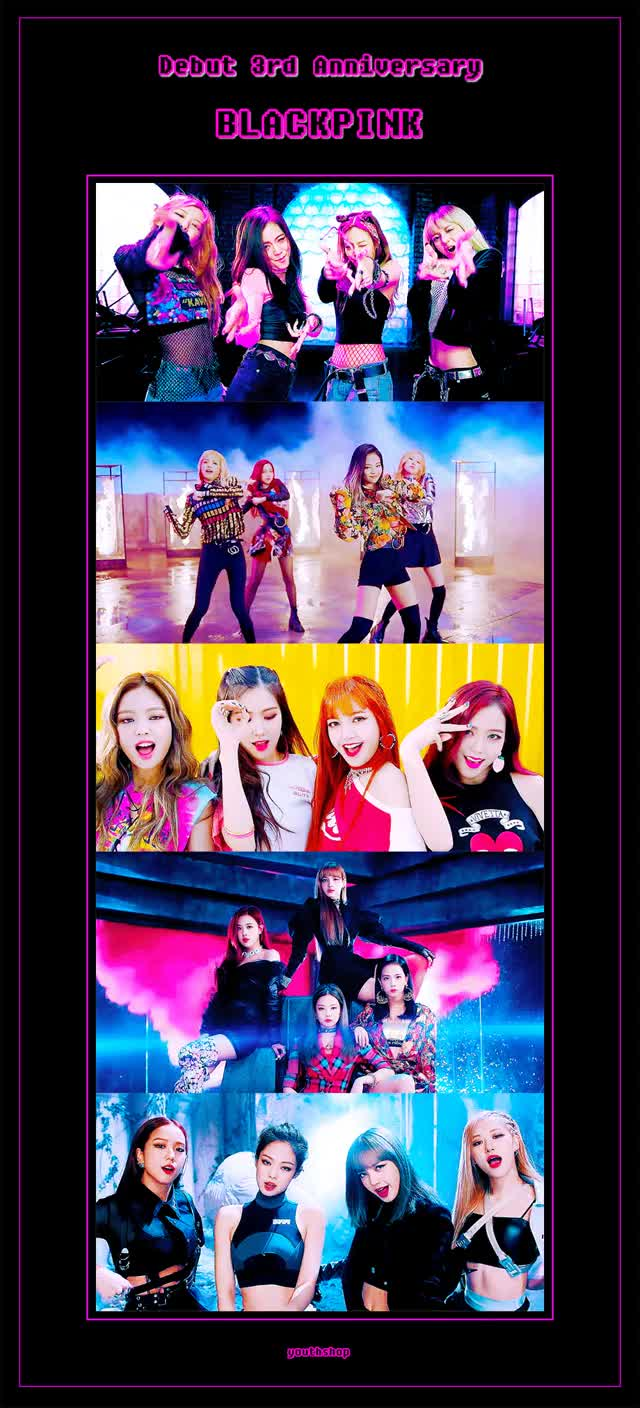 Watch and share Blackpink GIFs and Celebs GIFs on Gfycat