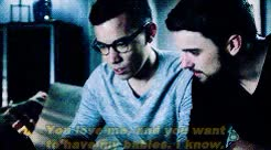 Watch and share Oliver Hampton GIFs and Connor Walsh GIFs on Gfycat