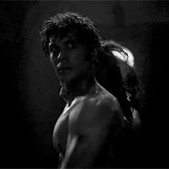 Watch and share Bellamy Blake GIFs and The100daily GIFs on Gfycat