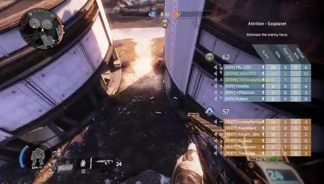 Watch and share Titanfall GIFs by furtiveraccoon on Gfycat