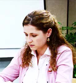 Watch and share Michael Scott GIFs and Pam Beesly GIFs on Gfycat