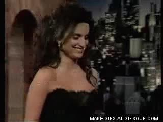 Watch and share Penelope Cruz GIFs on Gfycat