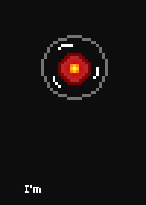Watch and share Space Hal GIFs on Gfycat