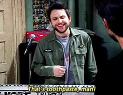 Watch and share Charlie Kelly GIFs and Mac Mcdonald GIFs on Gfycat