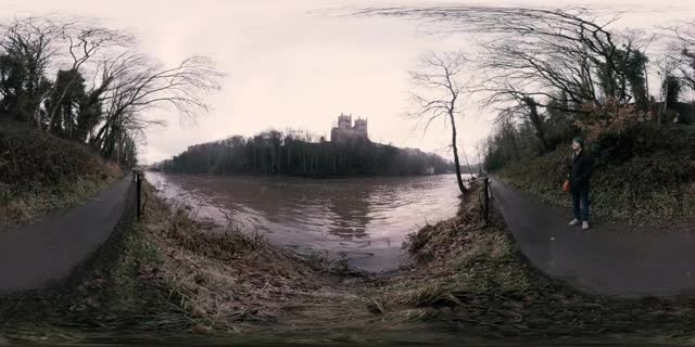 Watch and share Durham Cathedral 360 Cinemagraph - Pandorama360 @ YouTube GIFs on Gfycat