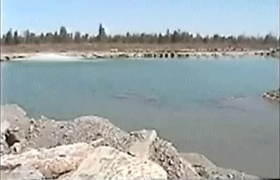 Watch Rock quarry explosion GIF on Gfycat. Discover more WTF, shockwaveporn GIFs on Gfycat