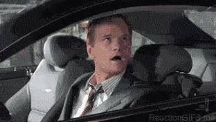 Watch and share Barney Stinson Wink GIFs by Campus Times Pune on Gfycat